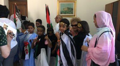 Gesualdo accoglie i bambini Saharawi