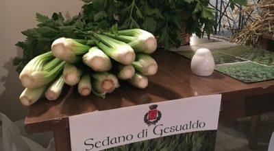 Il sedano di Gesualdo a casa Slow Food