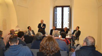 """La mostra """"Comunicando 2019"""" apre i battenti – I relatori del convegno di apertura: «L'innovazione può essere il volano del territorio»"""