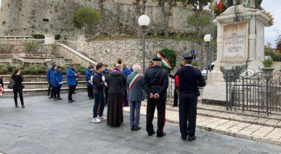 Commemorazione dei defunti. Gesualdo omaggia i caduti in guerra