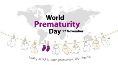 Giornata mondiale della prematurità, Gesualdo si illumina di viola