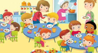 Mensa scolastica per l'Infanzia, si inizia lunedì 18 novembre