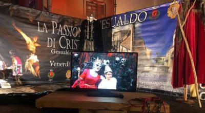 Notte d'arte a Napoli, successo per lo spazio illustrativo sulle bellezze di Gesualdo