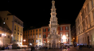 Gesualdo alla Notte d'Arte di Napoli