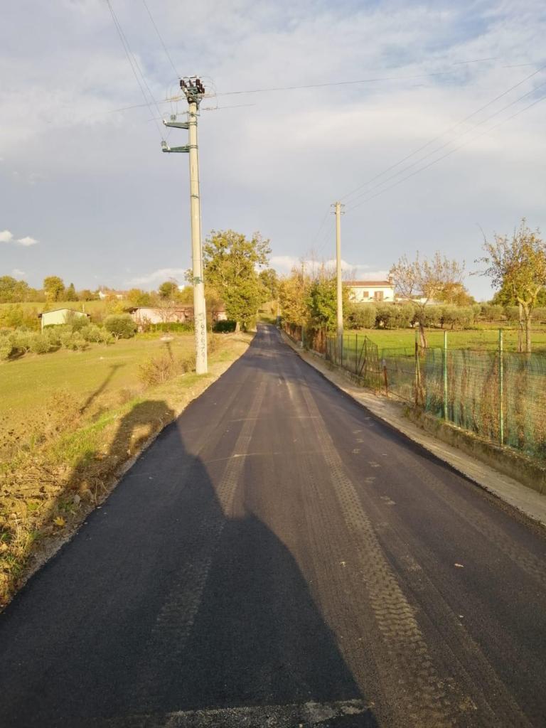 San Simeone-Toppolo San Barbato, conclusi i lavori di riqualificazione