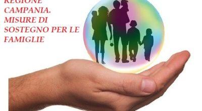 EMERGENZA COVID-19, Regione Campania: ecco le misure di sostegno per le famiglie con minori a carico