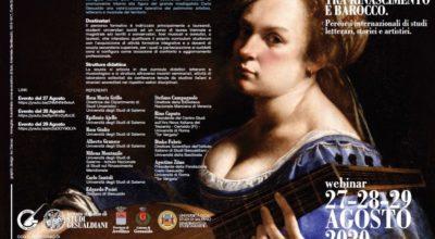 SUMMER SCHOOL Carlo Gesualdo, tra Rinascimento e barocco. 27-28-29 Agosto a Gesualdo