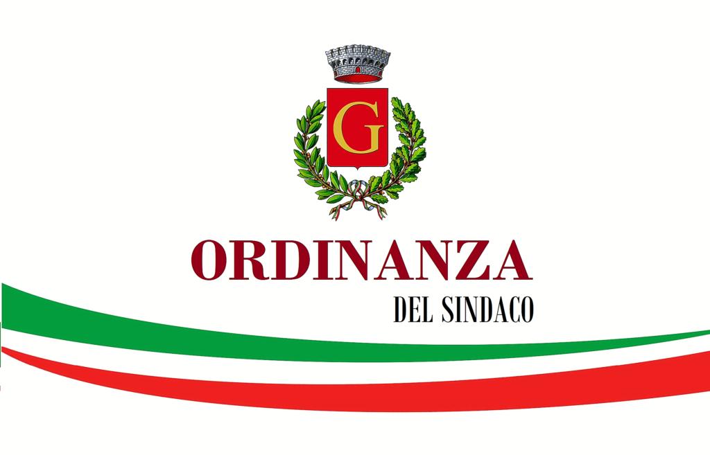 ORDINANZA SINDACALE N. 26/2020. Misure anti Covid