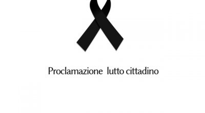 2 SETTEMBRE: Proclamazione del LUTTO CITTADINO per la morte di Eduardo Vincenzo Nitti