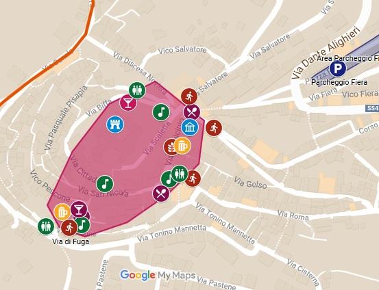 Mappe interattive di pubblica utilità