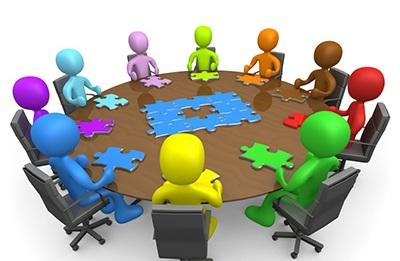 Convocazione riunione commercianti