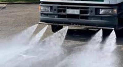 Sanificazione strade martedi 19 maggio dalle ore 19.00