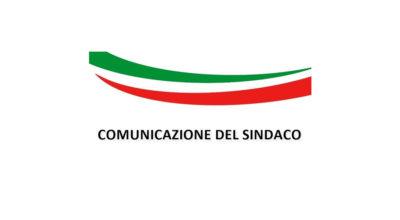 COMUNICAZIONE DEL SINDACO (video)