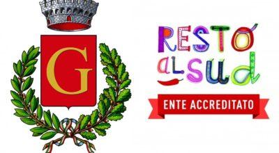 Il Comune Ente Accreditato per i servizi di consulenza per il Bando RestoAsud di Invitalia.
