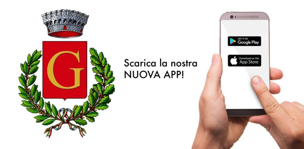 ON LINE LA NUOVA APP COMUNE DI GESUALDO
